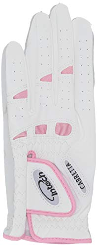 (Intech Ti-Cabretta Glove Ladies (Left-Handed, Medium))