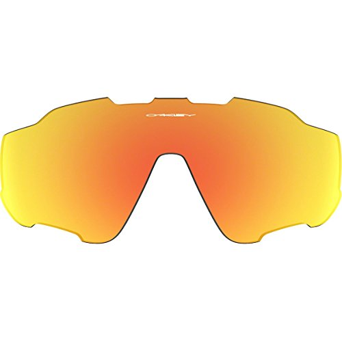 Oakley Jawbreaker Replacement Lens Fire Iridium Polarized, One - Polarized Fire Iridium Oakley