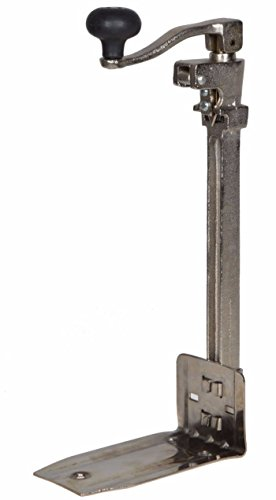 GHP Heavy-duty Cast Iron 11 Inch Large Commercial Can Opener