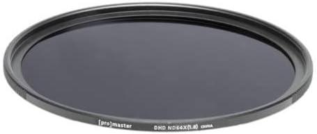 ProMaster ND64x (1.8) 6ストップ 52mm ニュートラル(密度) デジタル HD