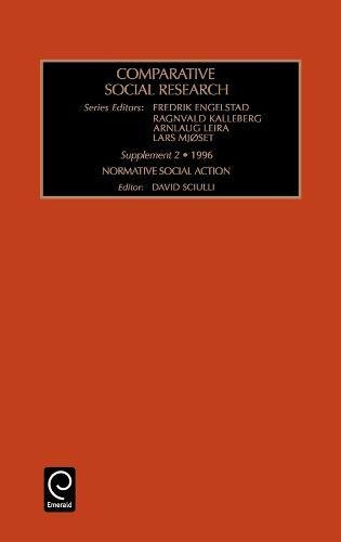 COMP SOC RES S 2 (Comparative Social Research Series)