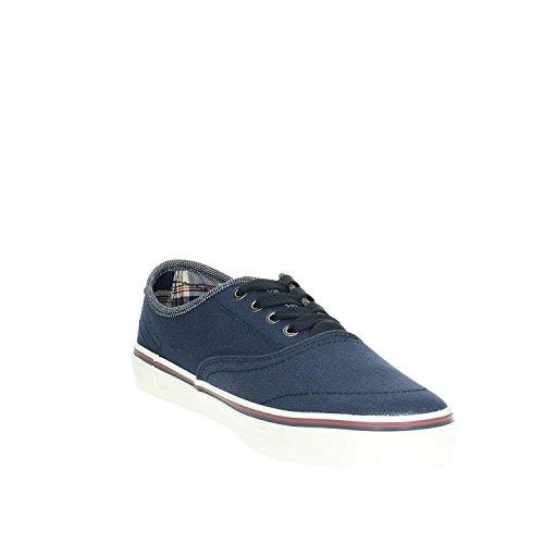 Wrangler Blu WM181010 Uomo Bassa 45 Sneakers fxFrnqwf