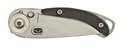 True Utility Skeleton Knife Open Frame Lock Knife ()