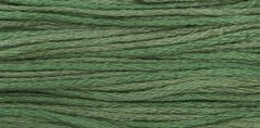 Weeks Dye Works Over-Dyed 6-Strand Embroidery Floss, 5 Yds: Hunter