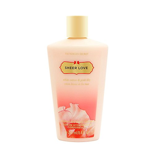 Victoria's Secret Sheer Love Hydrating Body Lotion, 8.4 Ounce (Sheer Body Lotion)