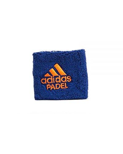 adidas MUÑEQUERA Corta Pack 2 Azul: Amazon.es: Deportes y ...