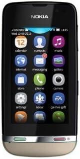 Nokia Asha 311 - Smartphone libre (pantalla táctil de 7,6 cm (3