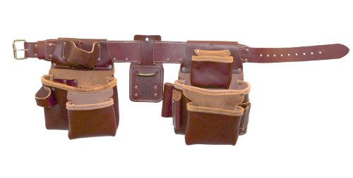 Occidental Leather 5080LH XL Pro Framer Tool Belt Package, X-Large, Left - Pro Framer Package Occidental