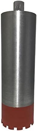 Pour perceuse Couronne de forage Couronne de forage diamant/ée 112 x 450 mm