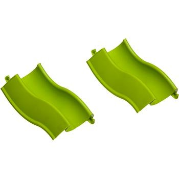 Bergan Turbo Track Hill Add on Pieces Color:Green