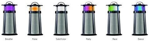 Acoustic Research Hatteras Wireless Speaker with Multiple Color Lights and Modes