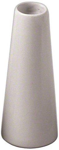 "American Metalcraft (BVTG6) 4"" High Ceramic Bud Vase - Ceramic Bud Vase"