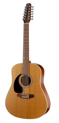 Seagull Coastline S12 Cedar Left Guitar