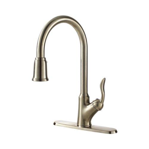 Moen Stainless Steel Spray Faucet - 3