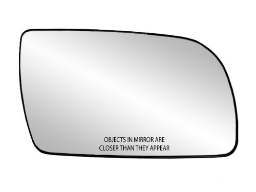 (Fit System 80055 Chevrolet/GMC Right Side Power Replacement Mirror Glass)