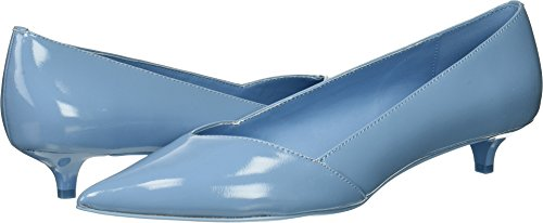 Calvin Klein Women's MAI Pump, Faded Blue, 7.5 Medium US -