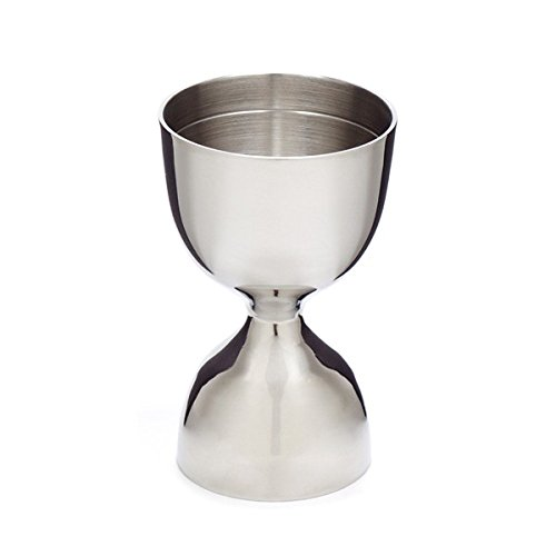 Cocktail Kingdom Leopold Jigger - 1oz/2oz - Stainless Steel
