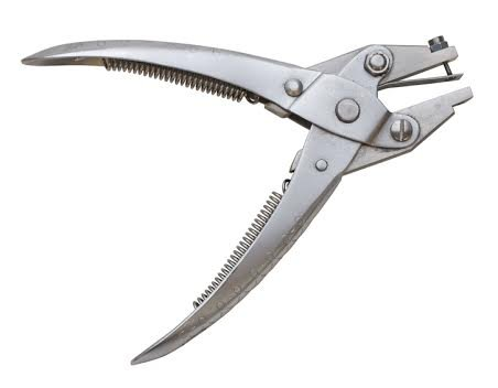 Euro Tool Parallel Hole Punching Pliers, 1.5 Millimeters | PLR-868.00