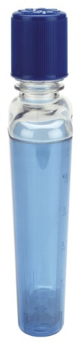 Flask Plastic Hip (Nalgene 12 Oz Flask, Blue)