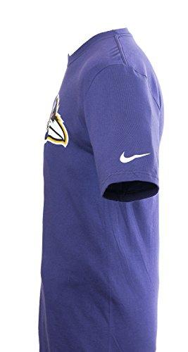 Nike NFL Baltimore Ravens Tee Shirt - Purple - X-Large
