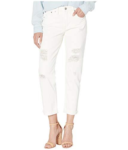 Lucky Brand Women's Mid Rise Sienna Slim Boyfriend, Des Moines River, 32W X 27L (Best Denim Jeans Brands)
