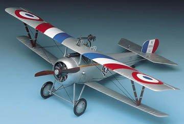 Academy Nieuport 17