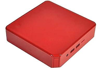 ASUS CHROMEBOX 3-N017U Mini PC with 8GB Memory and Carbon Fiber