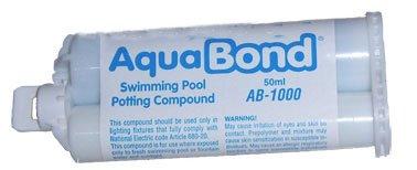 AquaBond Pool Light Potting Compound AB-1000 ()
