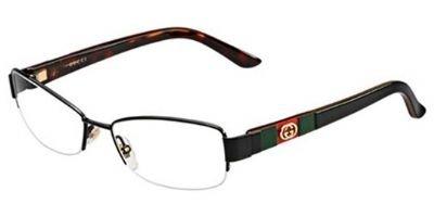Gucci GG4220 Eyeglasses-0L3F Shiny Black-55mm