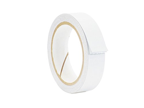 WOD REF-7 Silver/White Engineering Grade Retro Reflective Tape (Available in Multiple Colors and Sizes): 3/8 in. wide x 30 ft. ()