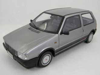 Fiat Uno Turbo Resina Modelo De Coche