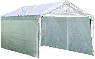 ShelterLogic SuperMax Enclosure Kit, 10 x 20 ft. Frame and Canopy Sold Separately