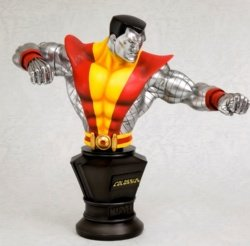 Cyclops Uncanny X-men Costume (Marvel Collection: Colossus Fine Art Bust)