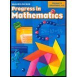 Progress in Mathematics Grade 2