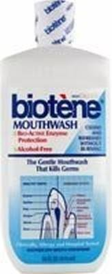 Biotene Mouthwash with Calcium 16 oz. (Pack of 6)