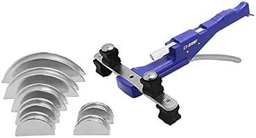 Form 1//4 7//8 Newtry CT-999F Manuelle 90 Grad-Mehrrohrbiegewerkzeug f/ür weiches Kupfer und beschichtete weiche Kupferrohr 1//2 3//8 mit Zoll-Form 3//4 5//8 5//16 Aluminiumlegierung
