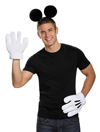 (Disguise MICKEY MOUSE EARS GLOVES)