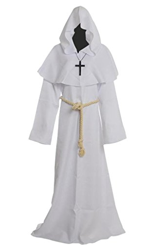Friar (White Lady Costumes)