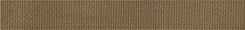 5 Yards of 1 inch (25mm) Solution Dyed Cordura Nylon Webbing Made to Meet mil-spec A-A-55301 Type III, Tan 499