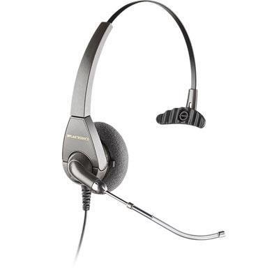 - Encore Monaural Headband Headset with Clear Voice Tube