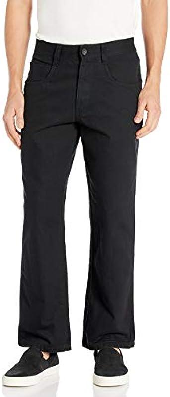 southpole dżinsy męskie spodnie Niebieski Medium Sand Blue: Odzież