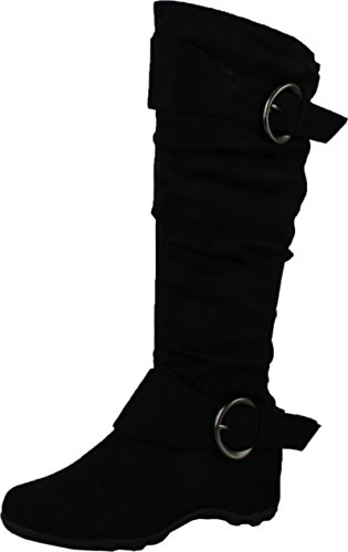 West Blvd Dhaka Knee High Boots