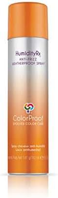 ColorProof HumidityRx Anti-Frizz Weatherproof Spray, 5 oz