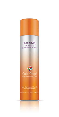 ColorProof Evolved Color Care HumidityRx Anti-Frizz Weatherproof Spray, 5 oz