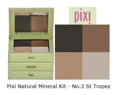 Natural Mineral Kit - No.3 St. Tropez