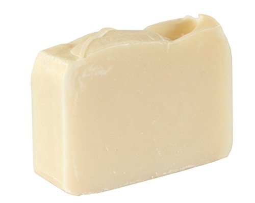 Natural White Soap Bar – Hypoallergenic, Fragrance Free and Dye Free (4Oz) – Handmade Organic Bar for Sensitive Skin. Moisturizing Body Soap for Skin …