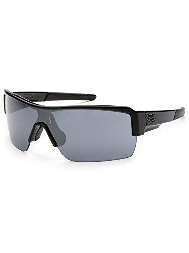 Fox The Duncan Iridium Sport Sunglasses,Polished Black Frame/Black Lens,one - Fox Duncan Sunglasses