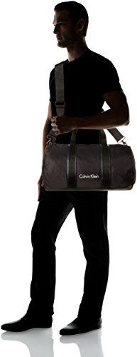 Cm Hombre black T Negro Blithe Klein Calvin b Duffle Cylinder Bolso X 26x26x48 H wf4wzHAq