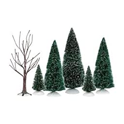 Holiday Special Landscape Set | Department 56 Accessory (Set of 6) (4035919)