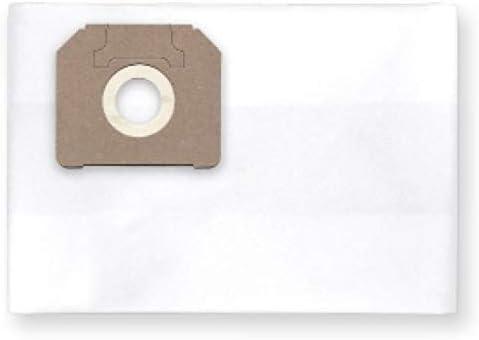 1x Bolsa reutilizable con cremallera masilla, yeso, etc. 446L reforzadas de 6 capas para polvo de construcci/ón para aspirador tejido Makita 446,443 VC 3511Q 444M